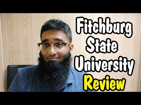 🏫 Fitchburg State University Worth It ? + Review!🎓