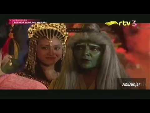 Legenda Gunung Merapi Episode 70 Youtube