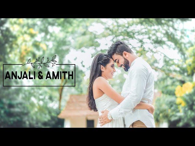 AMITH AND ANJALI PRESHOOT | 2021