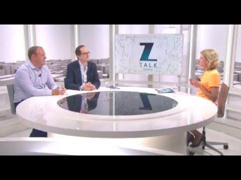 Peter Hinssen en Steven Van Belleghem in Z-Talk Goossens