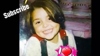 Hayat childhood | Hande Erçel childhood photos