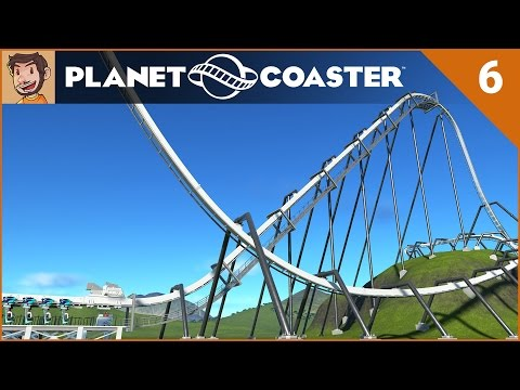 Let's Play - Planet Coaster - Part 6