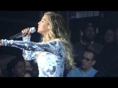Beyonce mrs carter show suga momma green light
