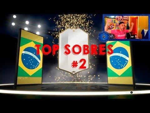 TOP SOBRES TOTYS e ICONOS *MEJORES REACCIONES* #2 / FIFA 19
