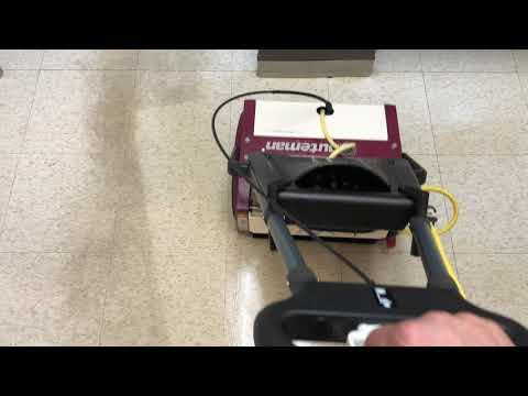 Tile Floor Cleaning Machine for Heavy Traffic Flooring