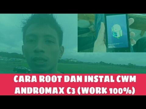 Cara Root Andromax C3 & Instal CWM Terbaru
