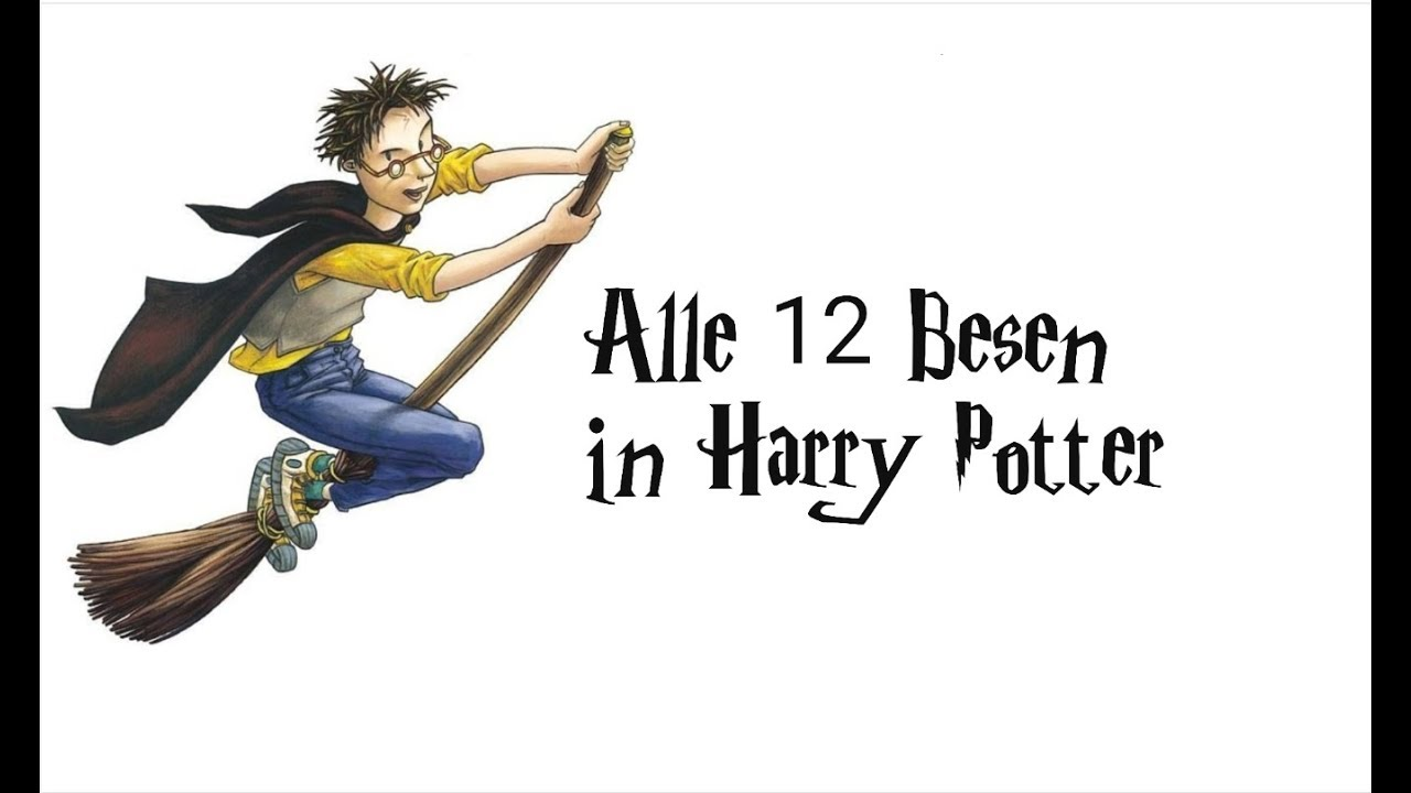 Harry Potter Auf Besen