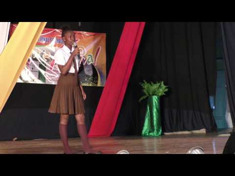 Culture in Action National Schools Arts 2017 Vocal solo