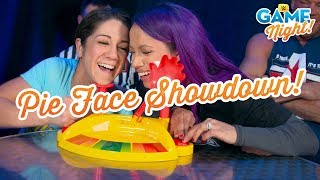 WWE Superstars play Pie Face Showdown: WWE Game Night thumbnail