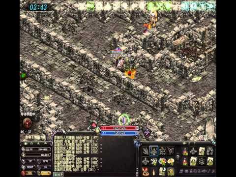 天堂: 龍騎士 @古魯丁地監 Lineage: Dragon Knight @Mainland Dungeon - YouTube