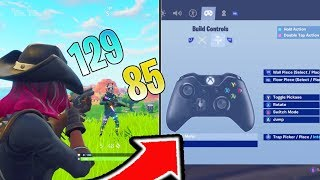 INSANE Key Binds for PERFECT AIM in Season 6! Console Fortnite Tips (Battle Royale Season 6)