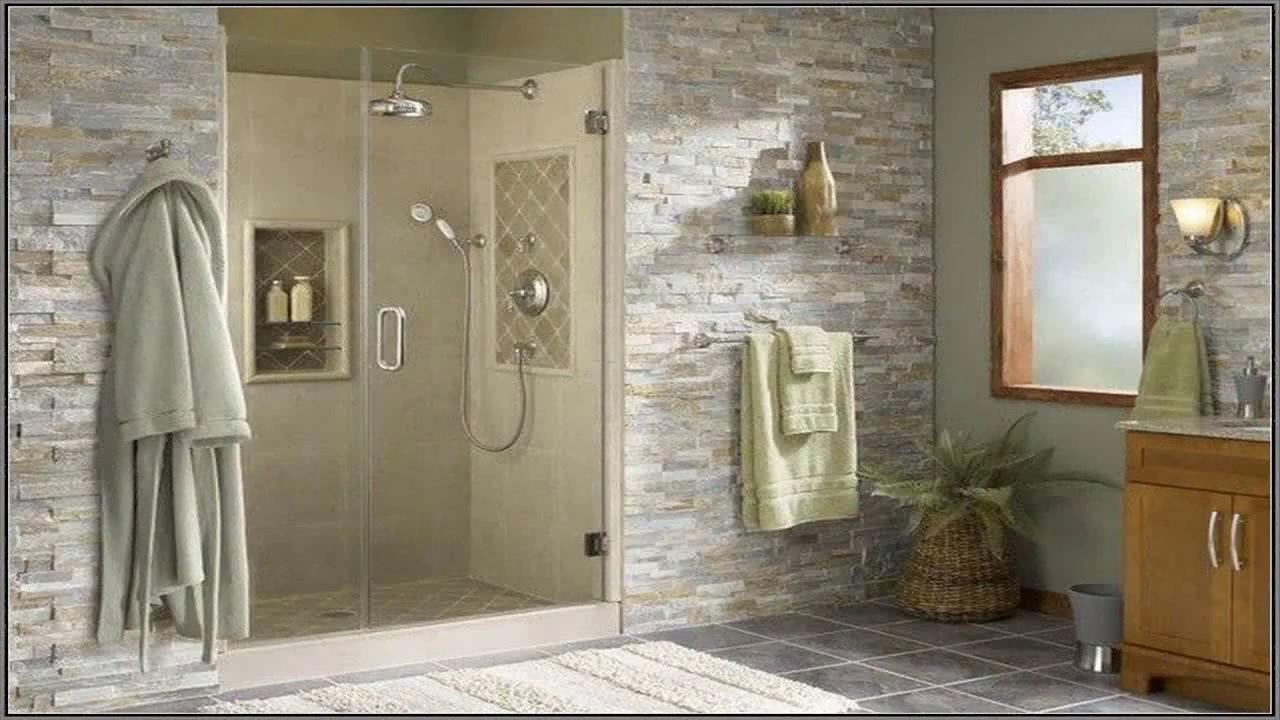 Lowes Bathroom Tile Designs Youtube