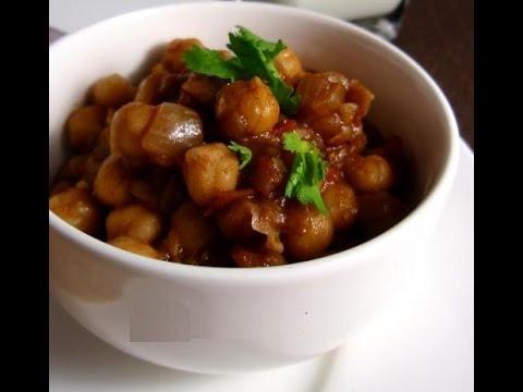 How To Make Punjabi Chole Without Onion | No Onion Chana Masala | Sanjeev Kapoor | Quick Chef