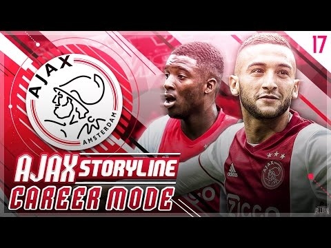 """FIFA 17 Ajax Career Mode: The Story of Eduardo Rossi """"From Brazil to Amsterdam"""" EP 17"""