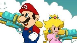 Mario Musketeers Level1-18 Walkthrough