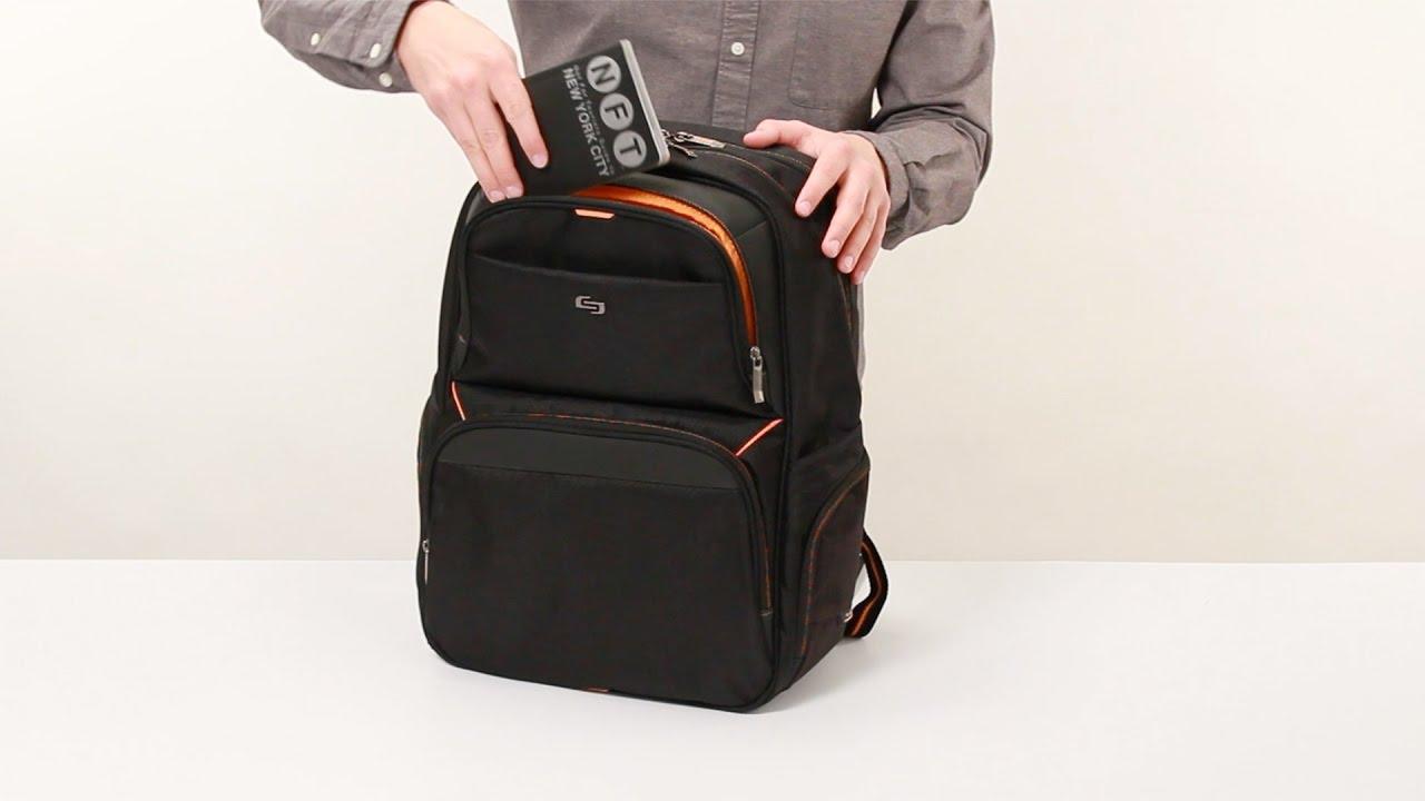 9d36ccdae90c Thrive Backpack - UBN701 - YouTube