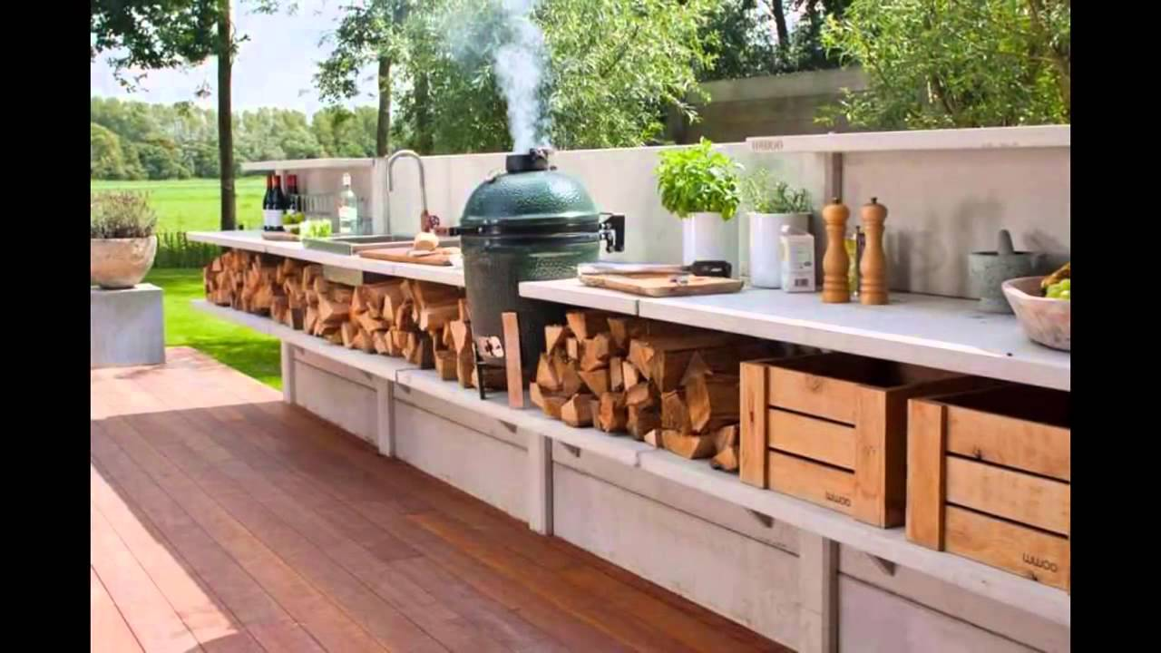 Outdoor Kitchens Outdoor Kitchens Designs Pictures Youtube