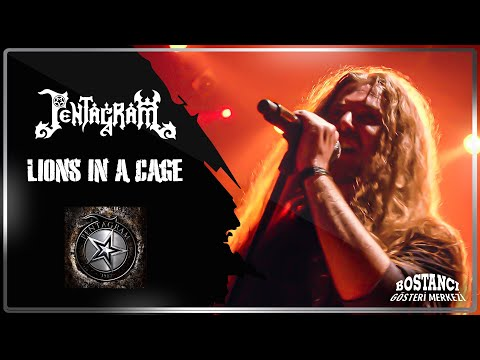 Pentagram/Mezarkabul - Lions in a Cage (Live at 'BGM' / 04.02.07) HD mp3