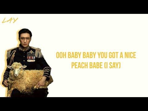 Exo Lay (레이/张艺兴) – Peach (桃) Lyrics