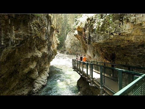 Hiking Johnston Canyon To Ink Pots In Banff National Park