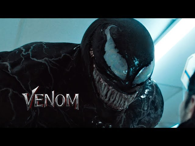 Venom - 3 oktober in de bioscoop in 3D & IMAX 3D
