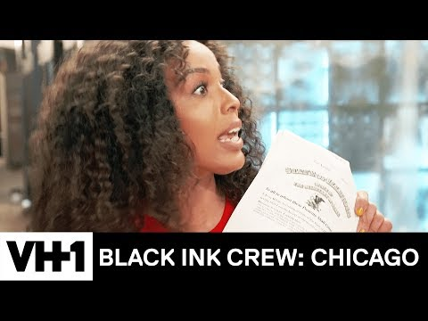 Charmaine Buys Loyal Ink & Fires Lily | Black Ink Crew: Chicago