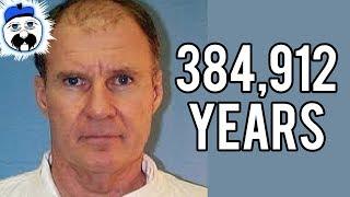 15 Longest Prison Sentences Ever