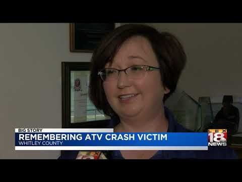 Community remembers Whitley County High School student who was killed in ATV accident