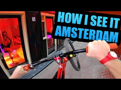 HOW I SEE IT: AMSTERDAM