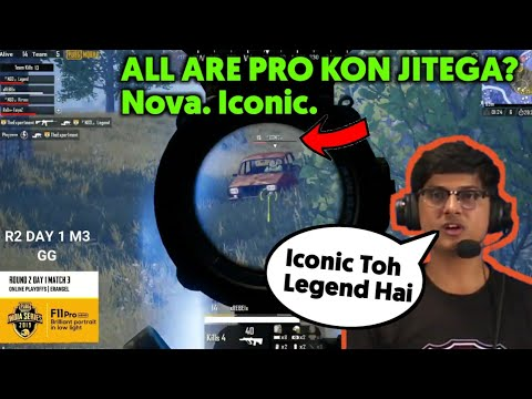 Soul Mortal & Paritosh Commentary - iconic Toh Legend Hai - OPPOxPUBG Mobile India Series Highlight