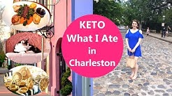 KETO: What I Eat in a Day - Full Day of Eating (Charleston Edition)