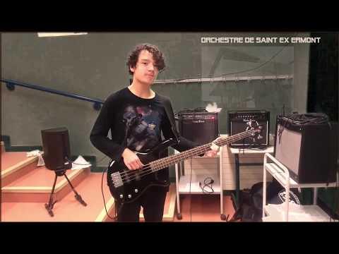 Attention Basse Jet et l'orchestre  (Charlie Puth)