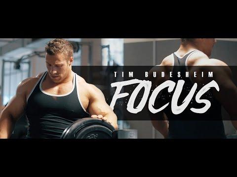Tim Budesheim - Focus (Bodybuilding Motivation)