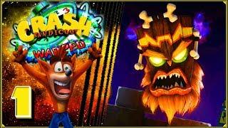 Crash Bandicoot 3 #1 - Uka