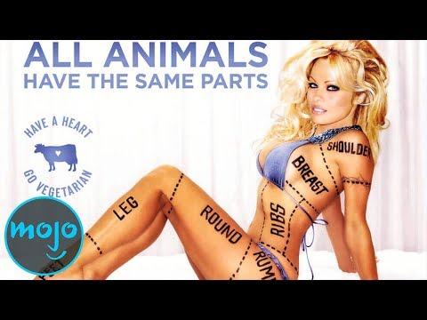Top 10 Worst PETA Ads