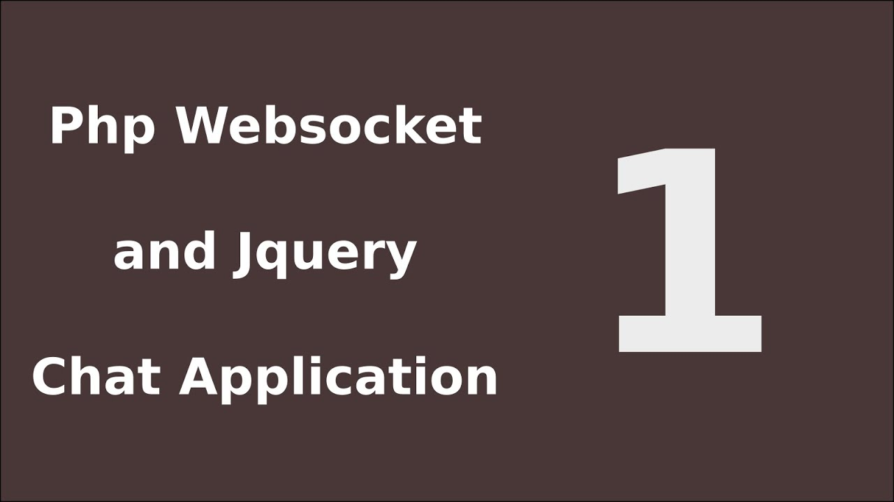 php websocket server