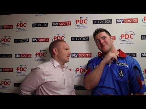 Daryl Gurney Interview | World Matchplay 2017