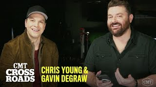 Chris Young & Gavin DeGraw Read Their Wikipedia Pages | CMT Crossroads