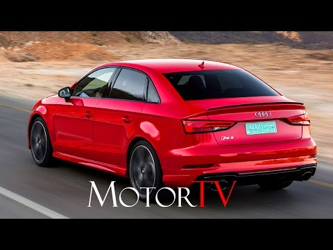 TEST DRIVE : NEW 2017 AUDI RS3 SEDAN (ENG)