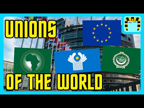 (Almost) Every Multinational Union Explained
