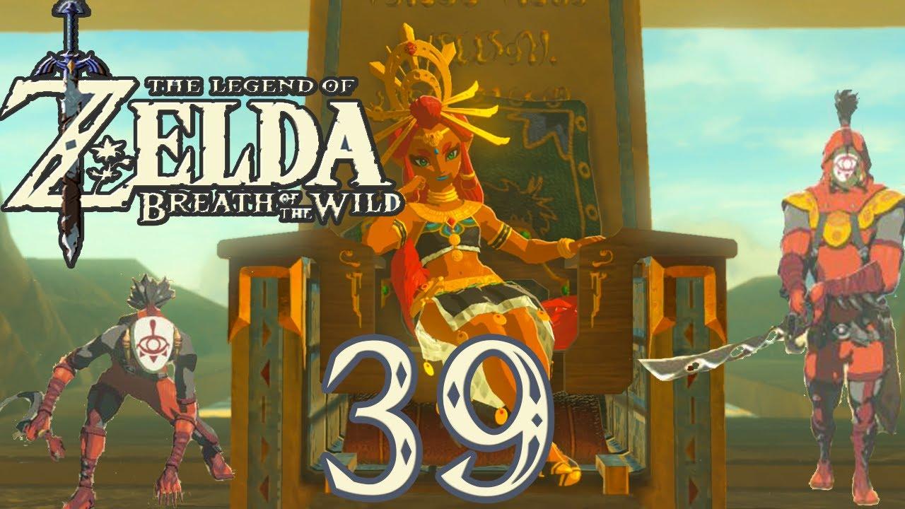 Let's Watch - Zelda: Breath of the Wild - YouTube