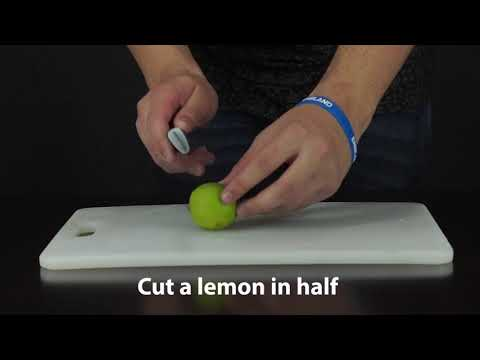 How to Clean the Bathroom Tiles with Lemon  HomeArtTv by Juan Gonzalo Angel