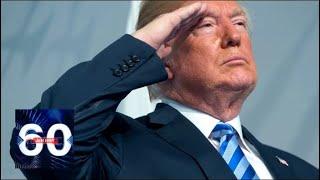 ЗВЕЗДНЫЙ ПУТЬ Трампа! США создают космические войска. 60 минут от 10.08.18