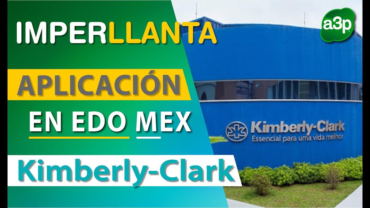 a3p Imperllanta CDMX Aplicación Kimberly Clark México