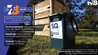 7/8 Le Journal. Edition du jeudi 10 octobre 2019