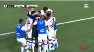 Libertadores 2016 - São Paulo 6 x 0 Trujillanos