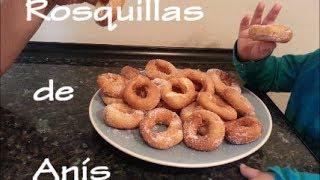 Baixar Rosquillas de Anís, listas en 10 minutos!