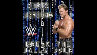 WWE: Break The Walls Down [Smackdown vs Raw 2009] (Chris Jericho) by Jim Johnston + Custom Cover