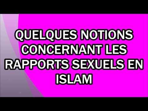 Quelques notions concernant les rapports sexuels en Islam - 동영상