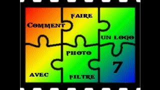 creer un logo photofiltre